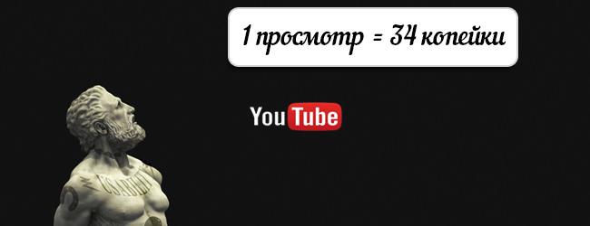 Накрутка видео цена