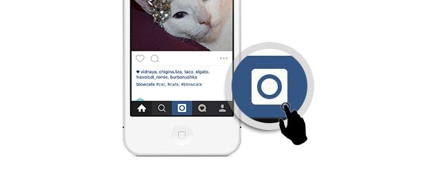 Инструкция как выкладывать фото в инстаграм