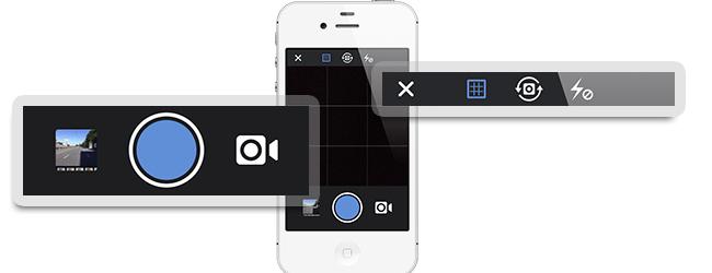 Устройство камеры в инстаграме