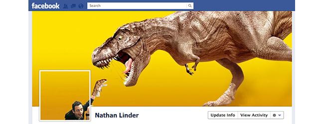 Визуальное оформление фейсбук